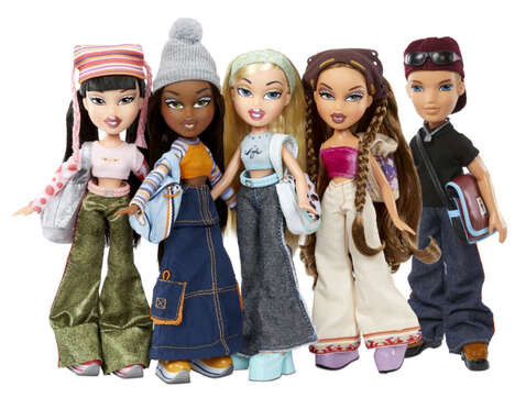 Y2K Fashion Dolls