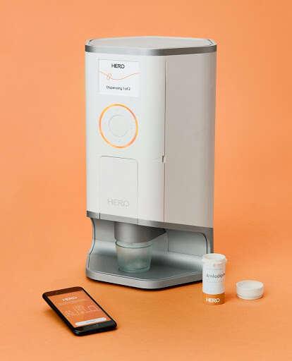 Smart Pill Dispensers