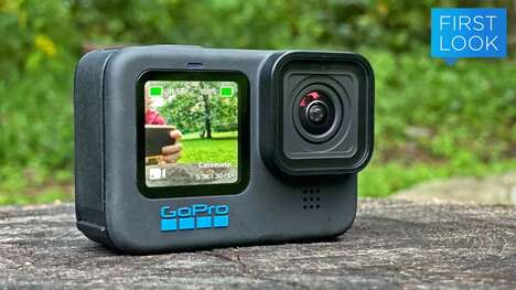 High-Performing Action Cameras
