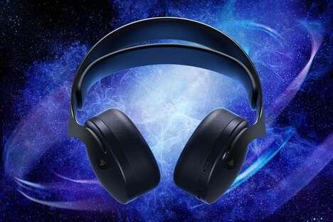 Sleek 3D Audio Headsets