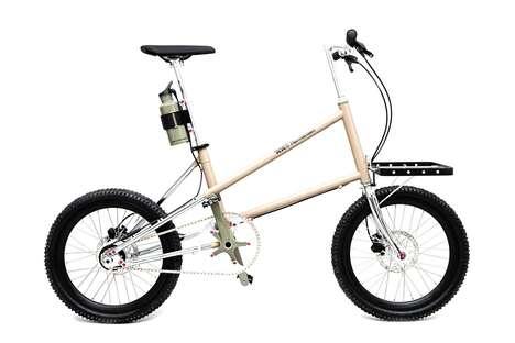 Artisan-Crafted European E-Bikes