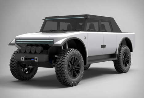 Electric Biodiesel-Powered SUVs