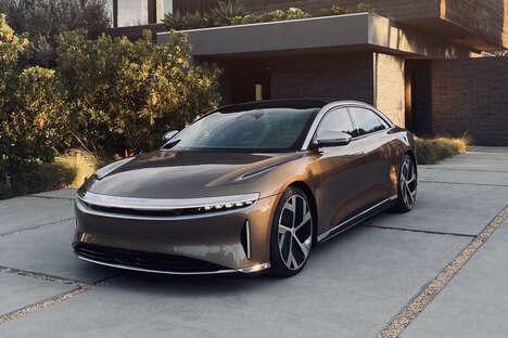 520-Mile Range Electric Cars