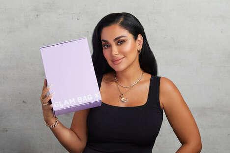 Bespoke Luxury Beauty Bags