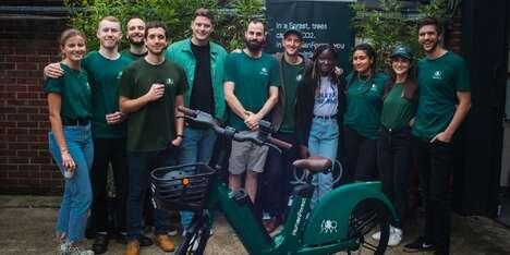 Eco-Friendly Bike Share Initiatives