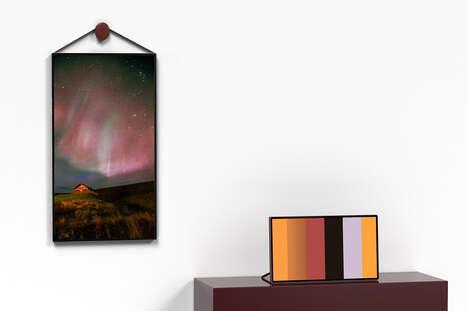 Hanging Art-Like TVs