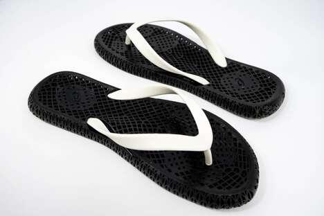 Generatively Designed Sandals