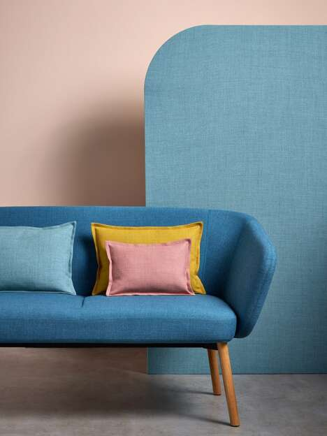 Naturally-Dyed Textile Finishes