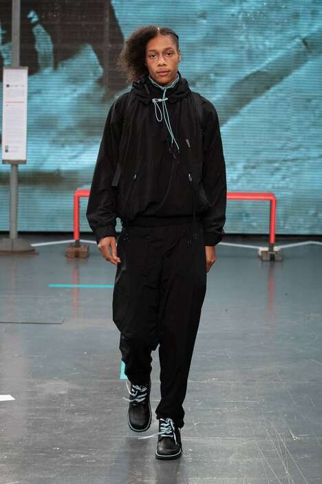 Collegiate-Themed Sportswear