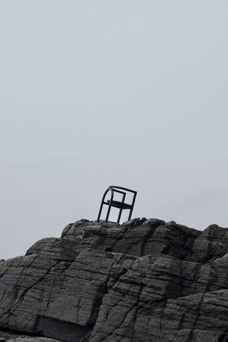 Geometrically-Detailed Elegant Chairs