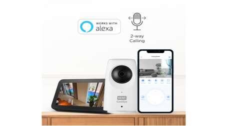 360º Home Security Cameras
