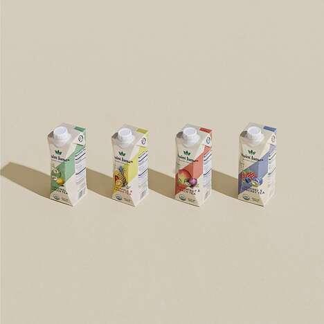 Eco-Friendly Tea Cartons