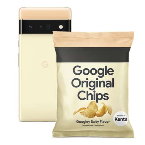 Smartphone-Inspired Chips