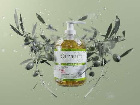 Sustainable Olive Skincare