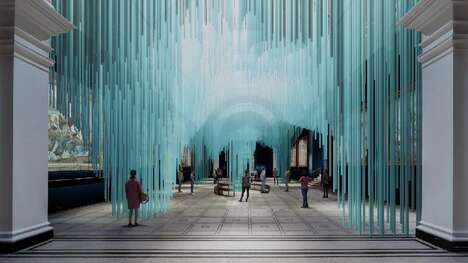 Movement-Based Mixed-Reality Installations