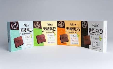 Premium Low-Calorie Chocolates