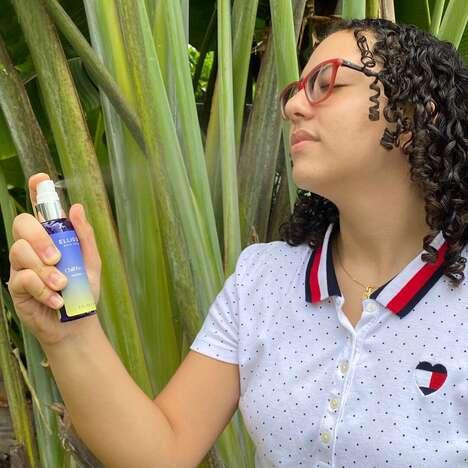 Antibacterial Face Sprays