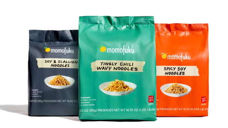 Restaurant-Grade Packaged Foods