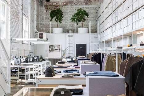Eco D2C Fashion Facilities