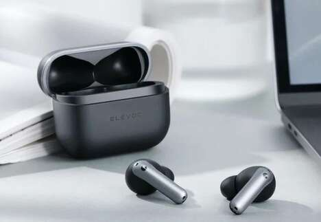 Accessible ANC Earbuds