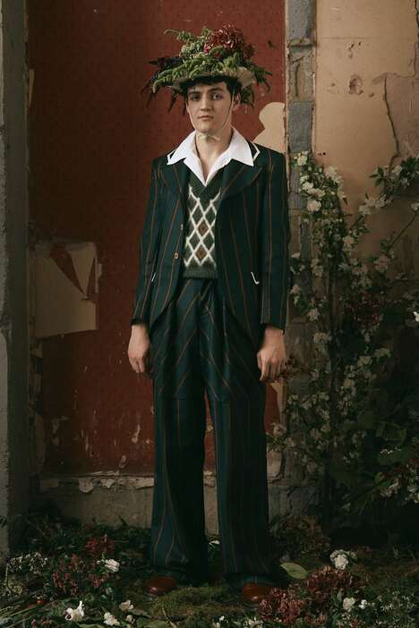 Coming-of-Age-Themed Spring Fashion