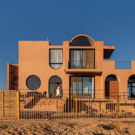 Earth-Toned Vacation Homes