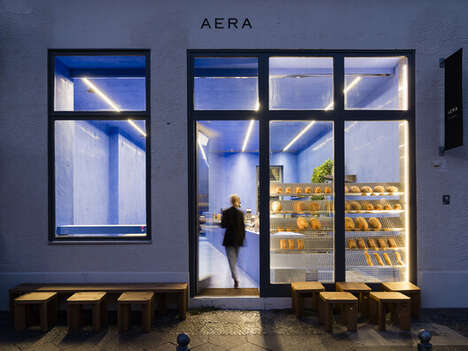 Unconventional Bakery Designs