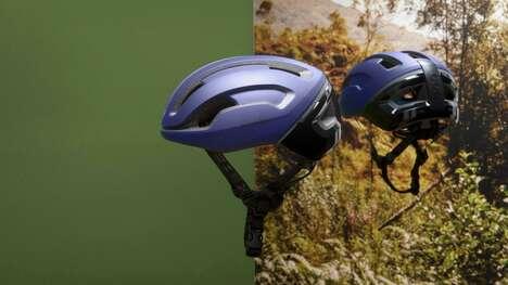 High-Performance Cycling Helmets