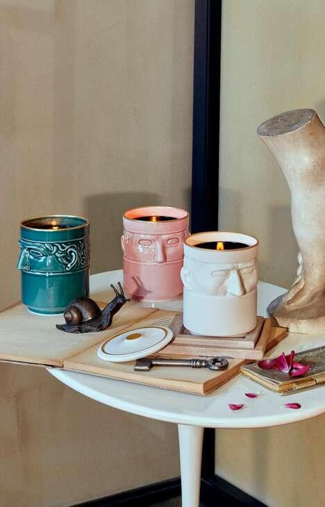Historical Figure-Inspired Home Fragrances