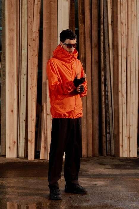 Technology-Infused Fall Sportswear