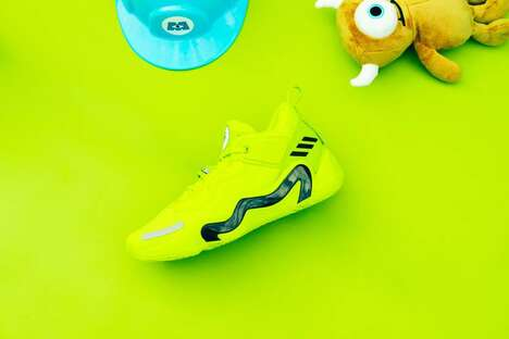 Animated Film-Inspired Footwear Capsules