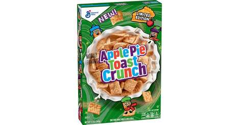 Comforting Cool Weather Cereals