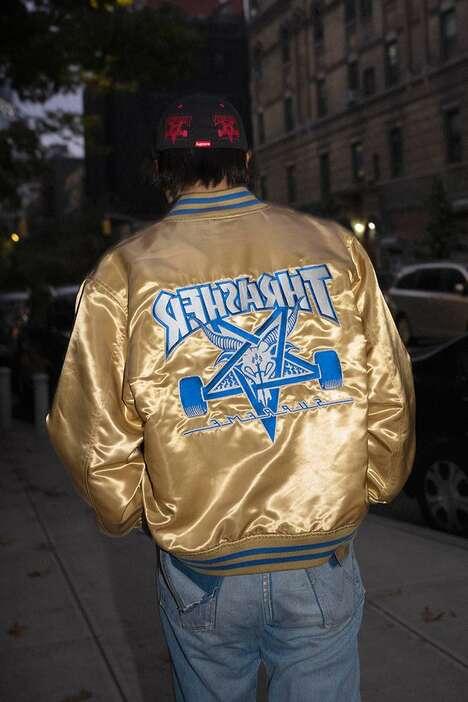Skate Brand-Collaborative Streetwear
