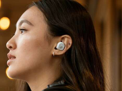 Transparent Hearing Earbuds