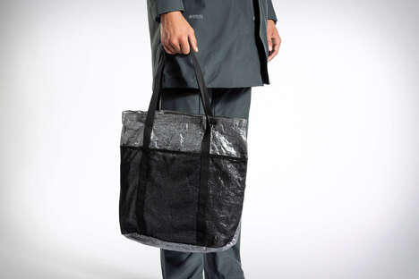 Virtually Indestructible Tote Bags
