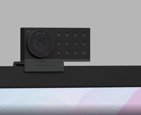 Mirrorless Lens Webcams
