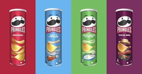 Celebratory Snack Chip Branding