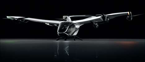 All-Electric Air Taxis