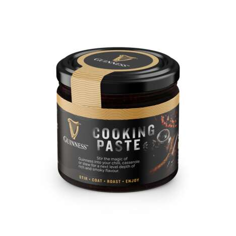 Stout-Inspired Cooking Pastes