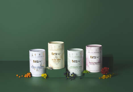 Biodegradable Tea Collections