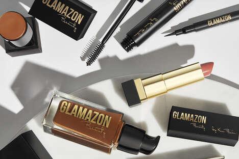 Lightweight Multicultural Cosmetics