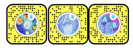ASL Social Media Lenses
