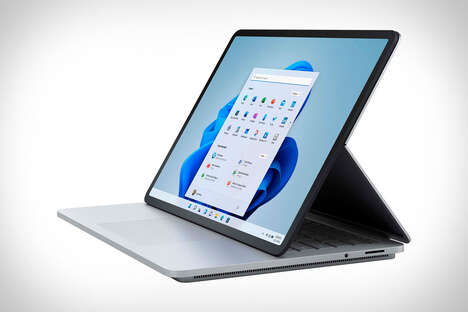 Adaptable All-in-One Laptops