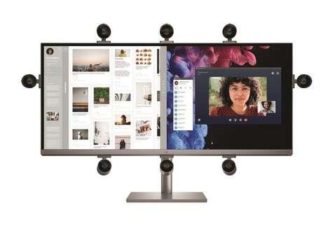 Magnetic Webcam Desktop PCs