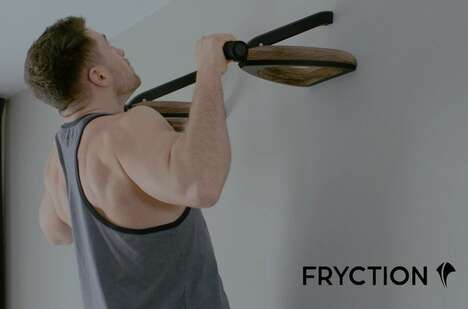 Wall-Mounted Workout Systems
