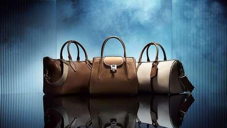 Spy Movie-Themed Handbags