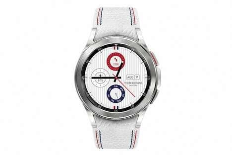 High-Fashion Smart Watches