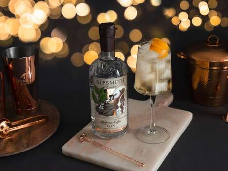 Full-Bodied Coffee Gins