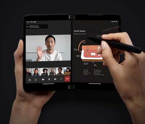 5G Dual-Screen Smartphones