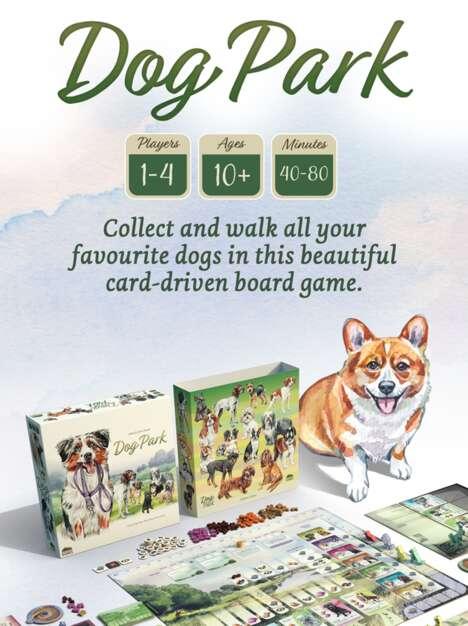 Dog Walking Board Games